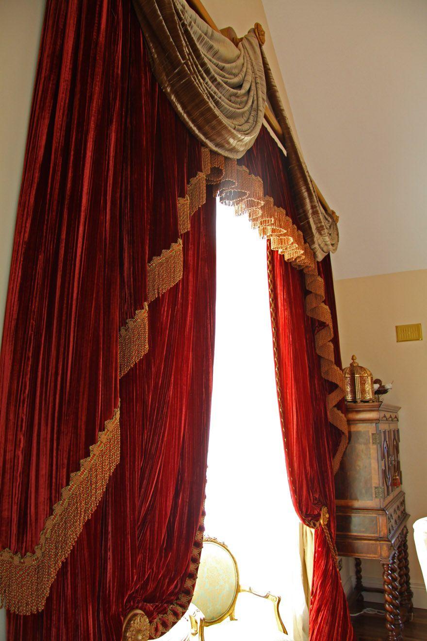 Opulent Curtain Designs