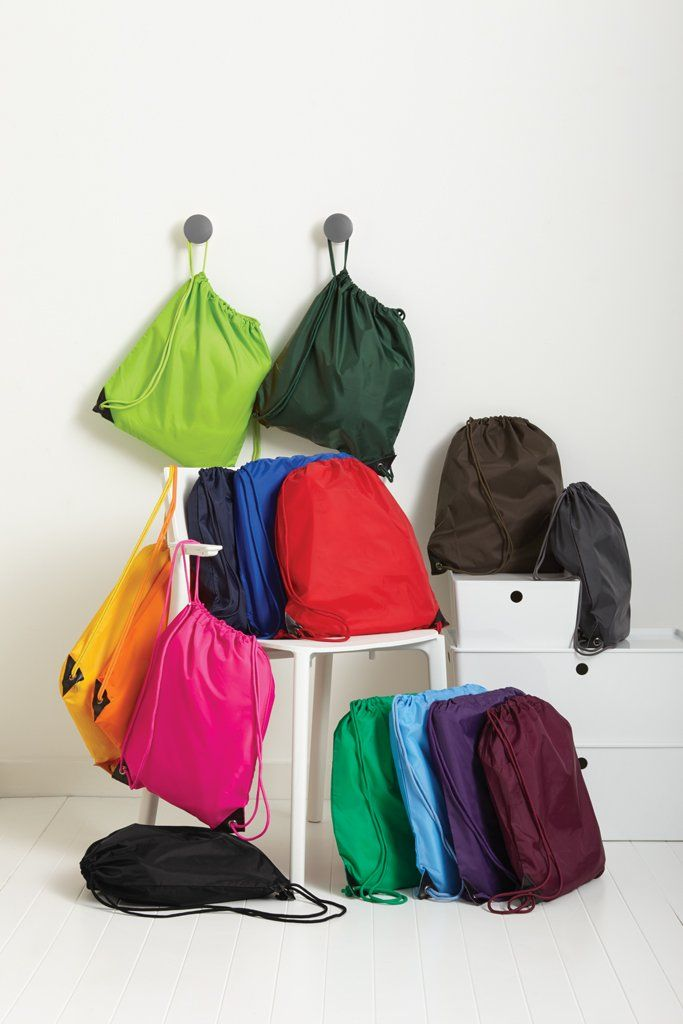 These Whole Drawstring Bags Are Constructed Of Strong Durable Nylon This Sack Pack Is Perfect For Everyday Use As A Cinch Bag Backpack Promo