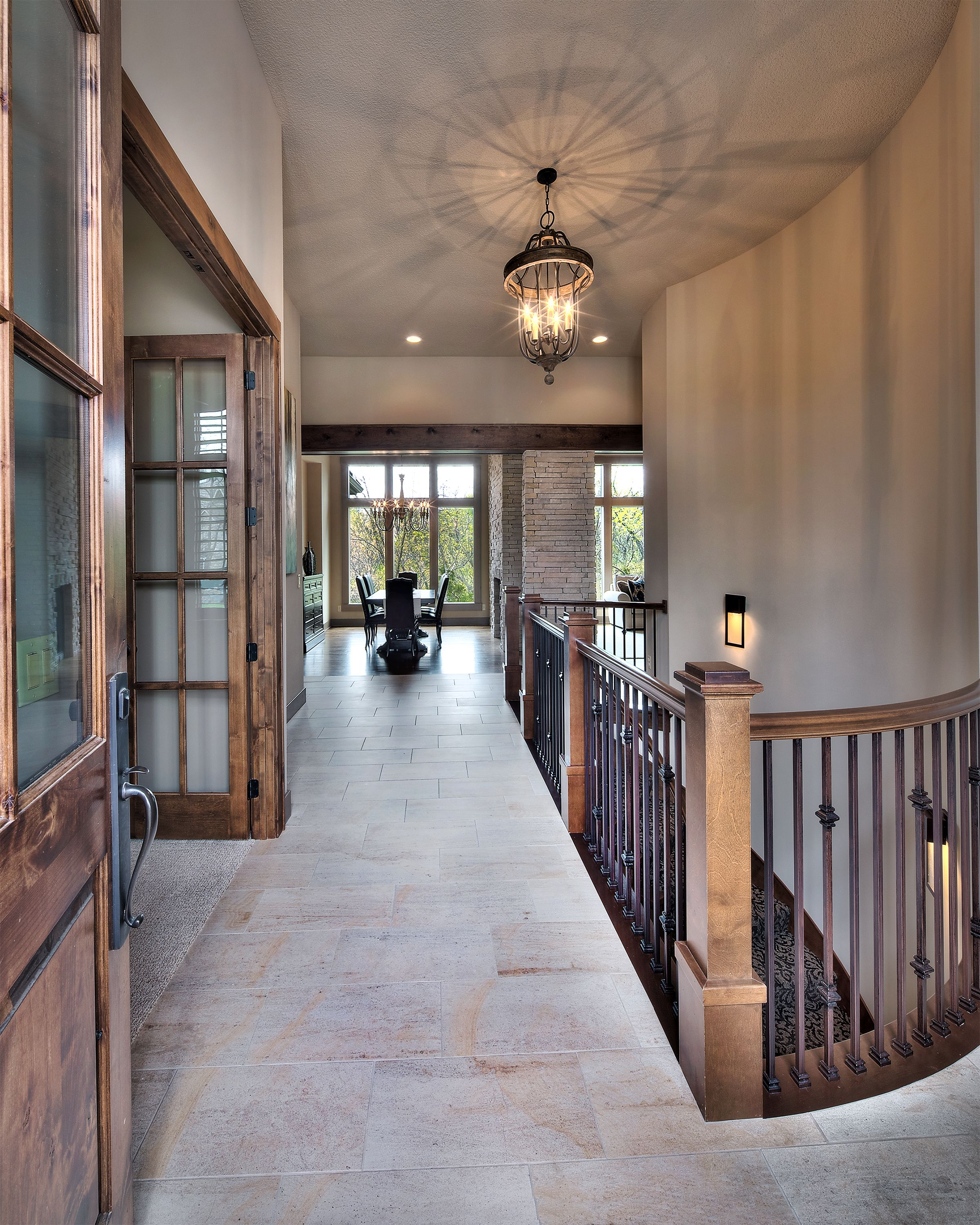 View Our Entry & Staircases Photo Gallery Starr Homes Is