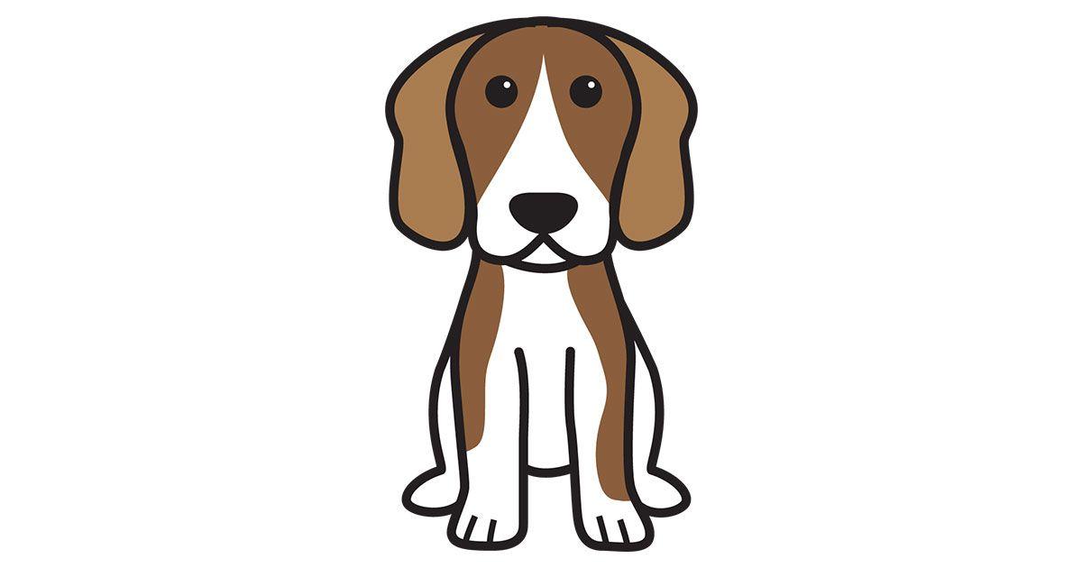 Beagle Beagle Cartoon Design Dog Breed Cartoon Beagle Dog