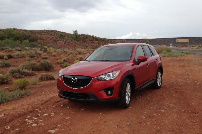 Our Cars 1800 Miles In The 2014 Mazda Cx 5 Awd Grand Touring Mazda Awd Touring
