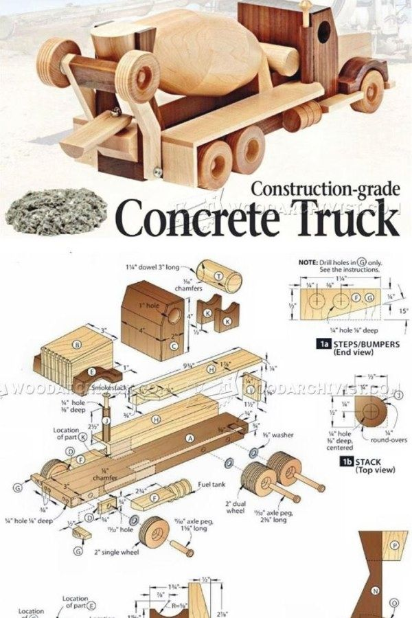 10 Wooden Toy Plans Design No  13561 Smart Wooden Toy