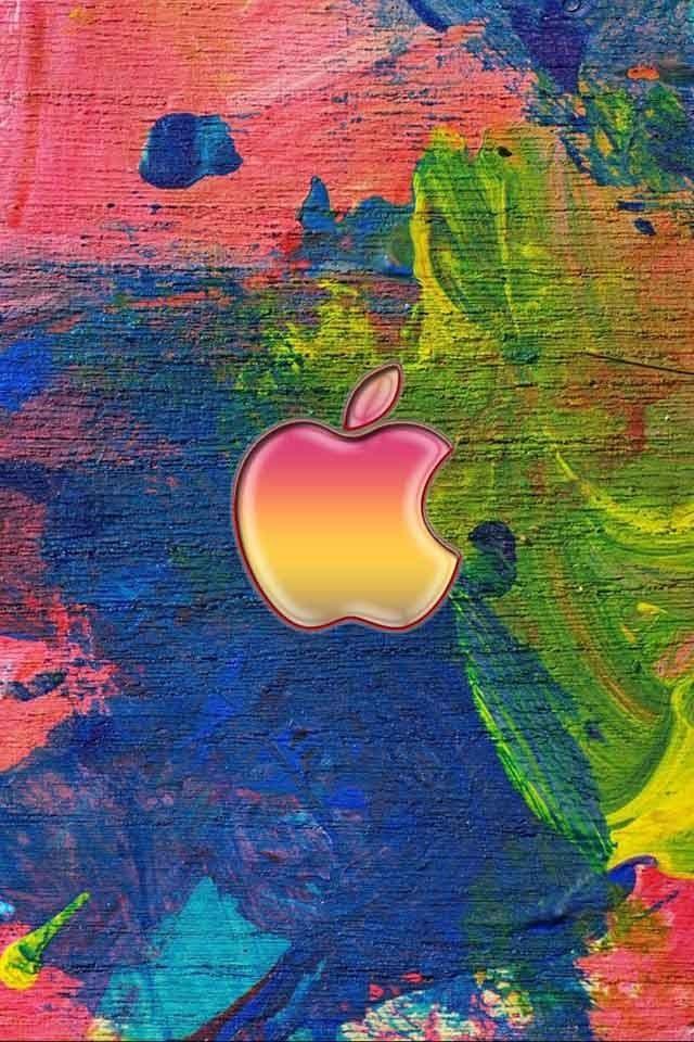 Cool iphone 4 wallpaper | apple | Apple wallpaper iphone, Apple logo, Apple logo wallpaper