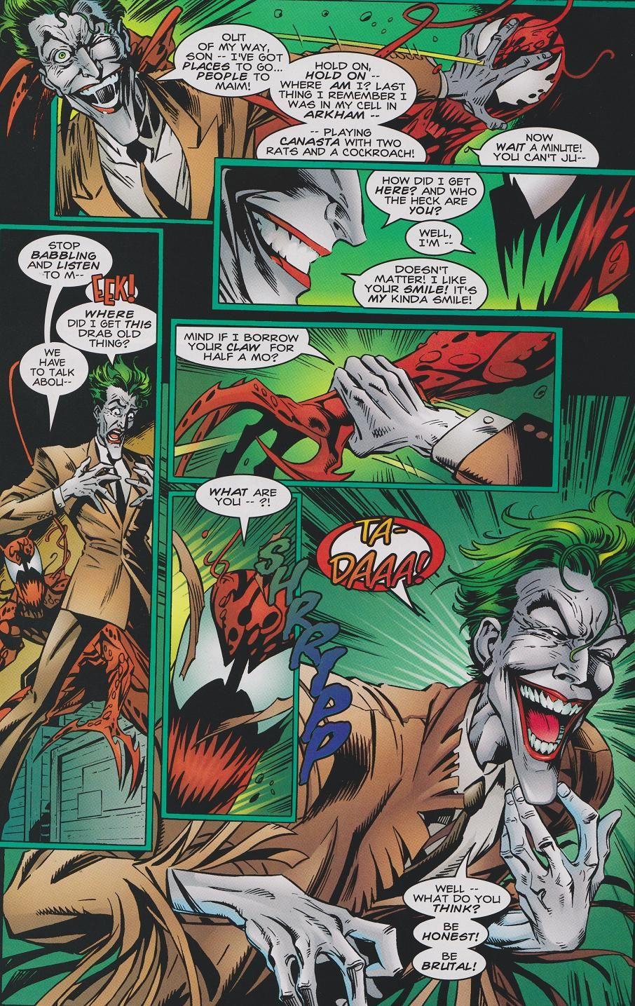 Carnage vs. Joker - KillerMovies.com