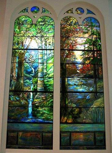 Wonderful Stained Glass - Tiffany ? by catchesthelight, via Flickr ...