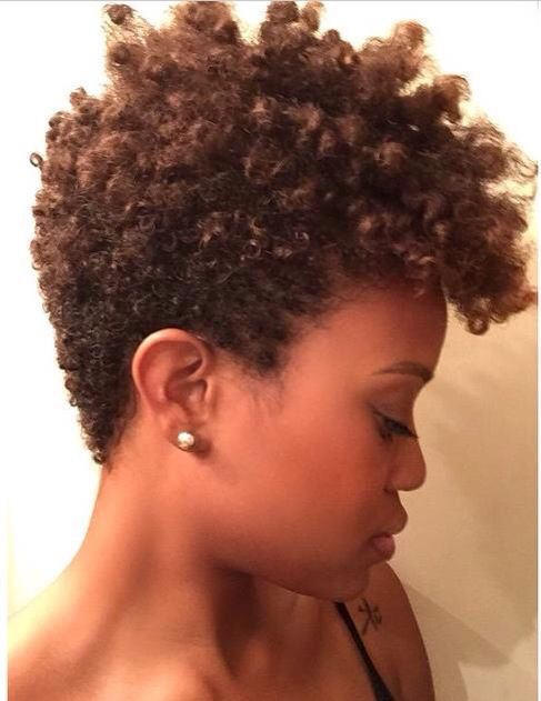 Natural Hairstyles For Work Natural Hairstyles For Beautiful Black Women  Httpwww