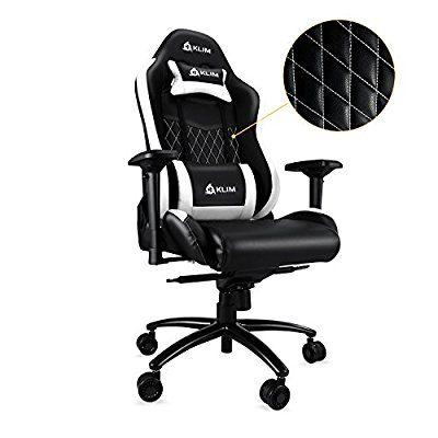 KLIM eSports - Chaise Gamer Très Haute Qualité - NOUVEAU - Finitions