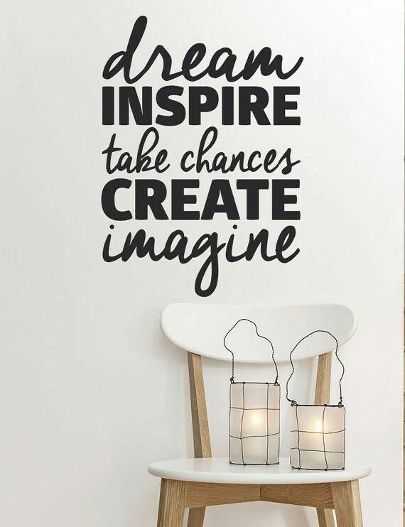 Inspirational Quote For Home Office Inspirational Wall Decals Office Wall Decals Office Quotes