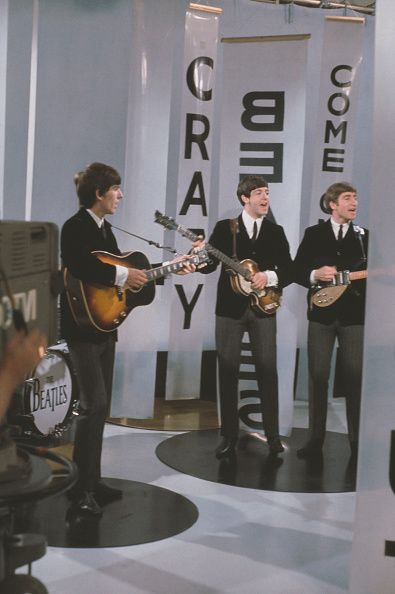 Just A Rocking And A Rolling The Beatles Beatles Rare