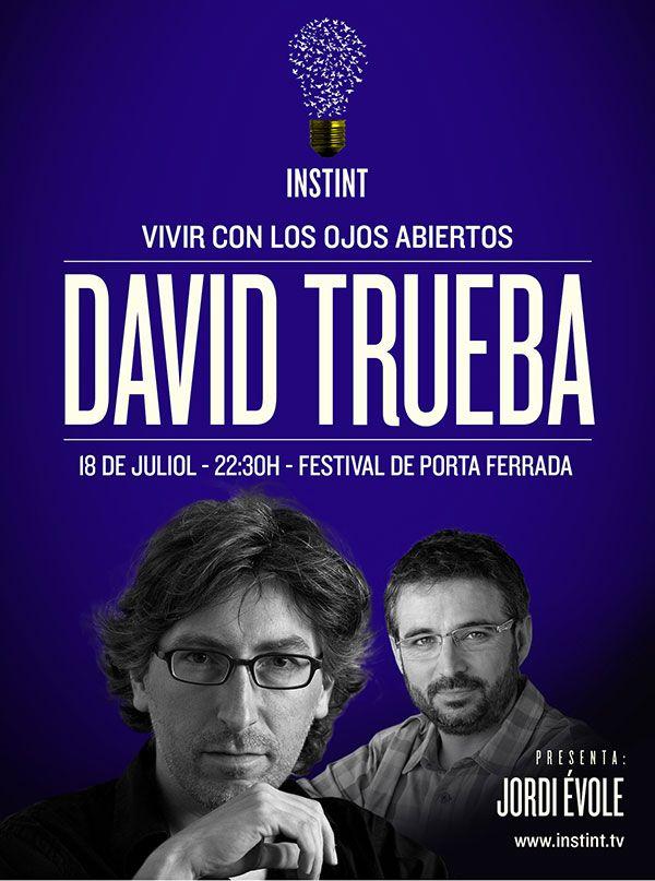 INSTINT: David Trueba + Jordi Évole