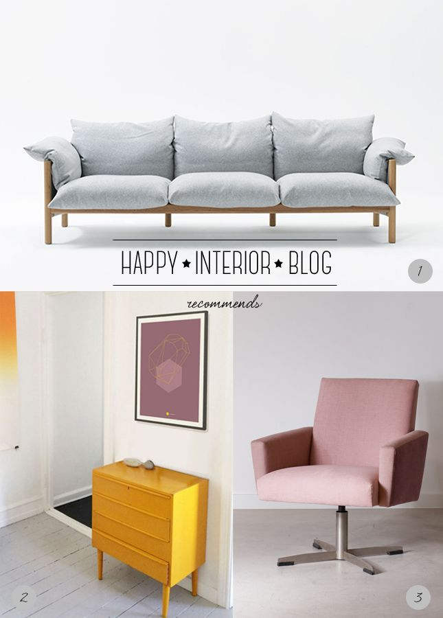 Bolia Madison 2½ pers sofa Wohnzimmer Pinterest