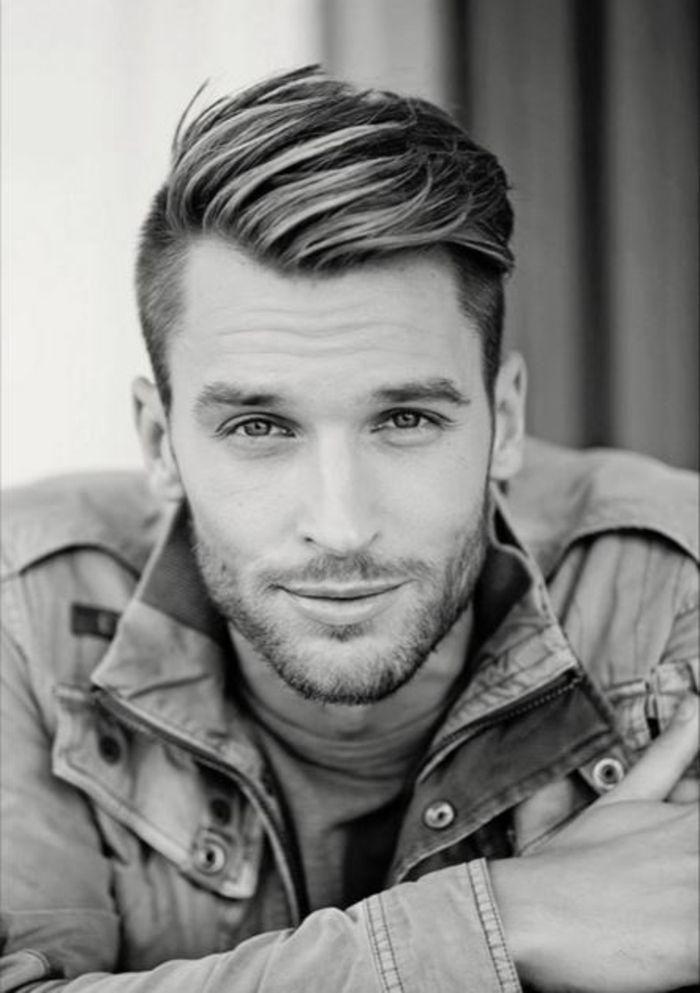 Klassiker Der 1950er Jahre Männer Frisuren Trends Haarschnitte