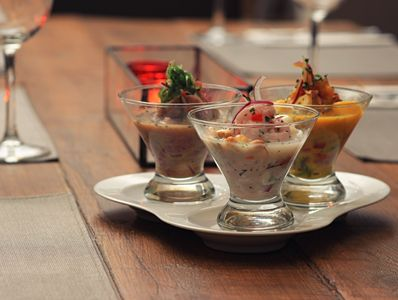 Peruvian Cuisine Comes To Barcelona In This Restaurant Just Above
