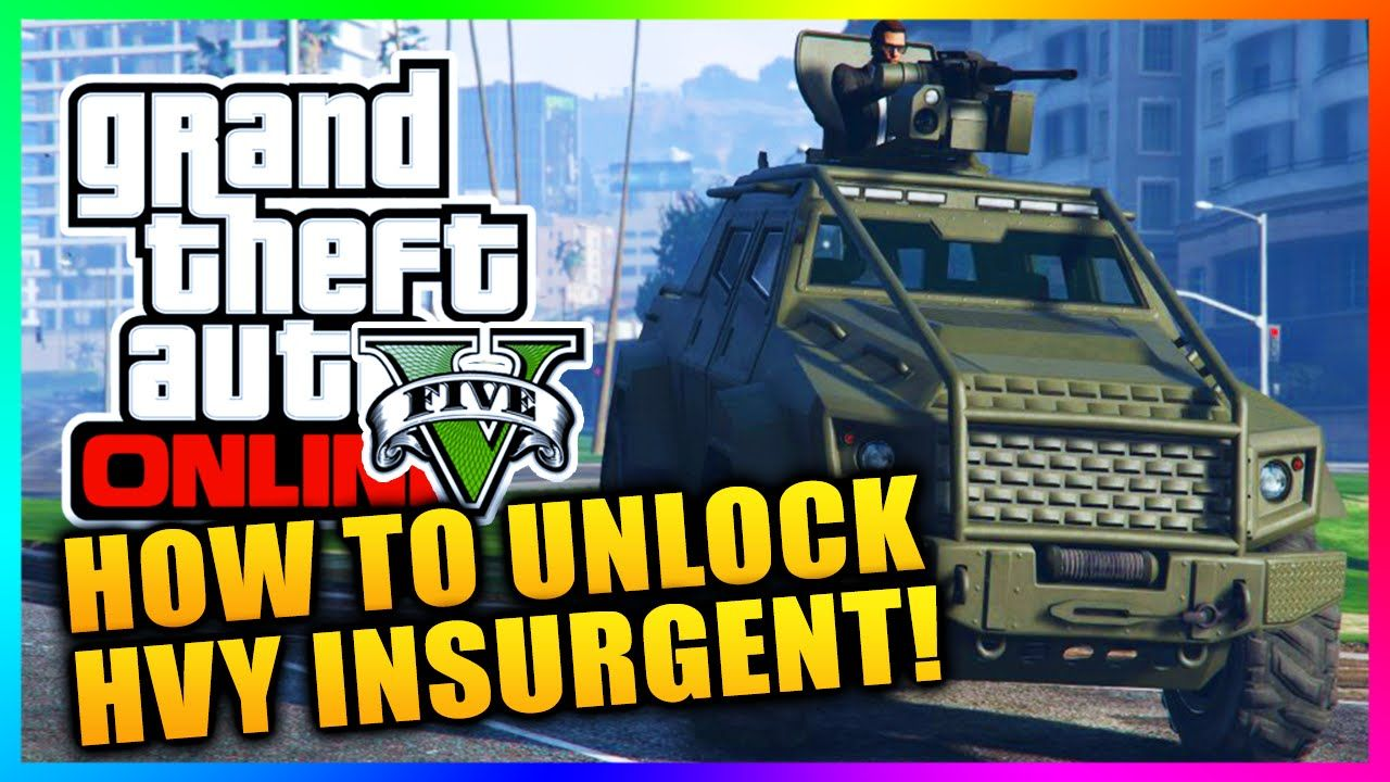 063aaf0086bdbe4722a437fac29ef122 - How To Get The Hvy Insurgent In Gta 5 Online