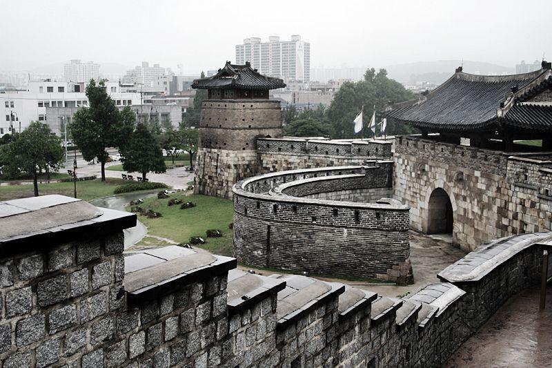 Hwaseong2 - Korean architecture - Wikipedia, the free encyclopedia