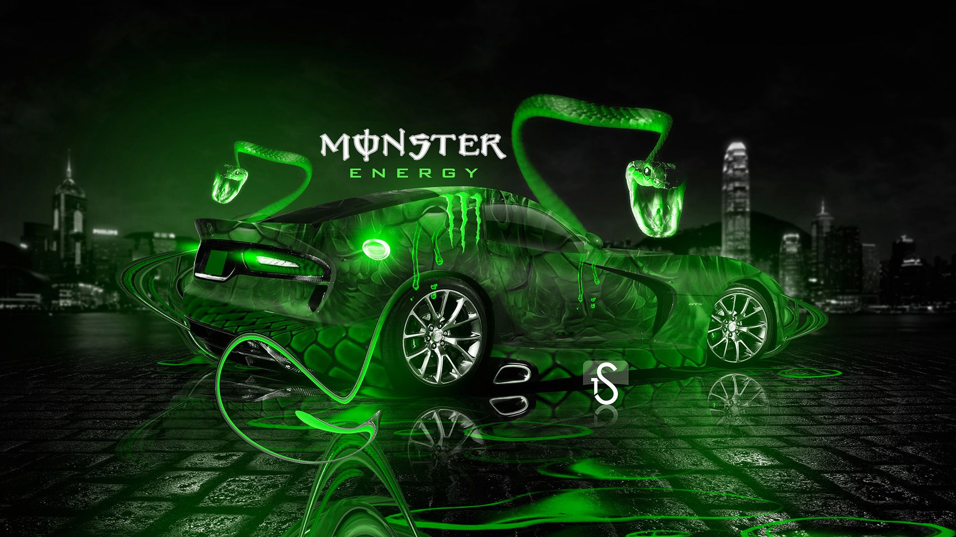 Elegant 1920 X 1080 Px Monster Energy Backround For Mac Computers By Barbara  Williams