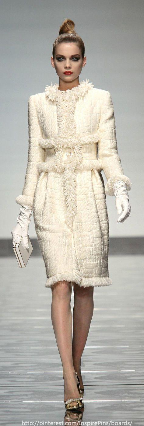 Valentino - Haute Couture Fall 2007. Я смогу эту идею воспроизвести ...