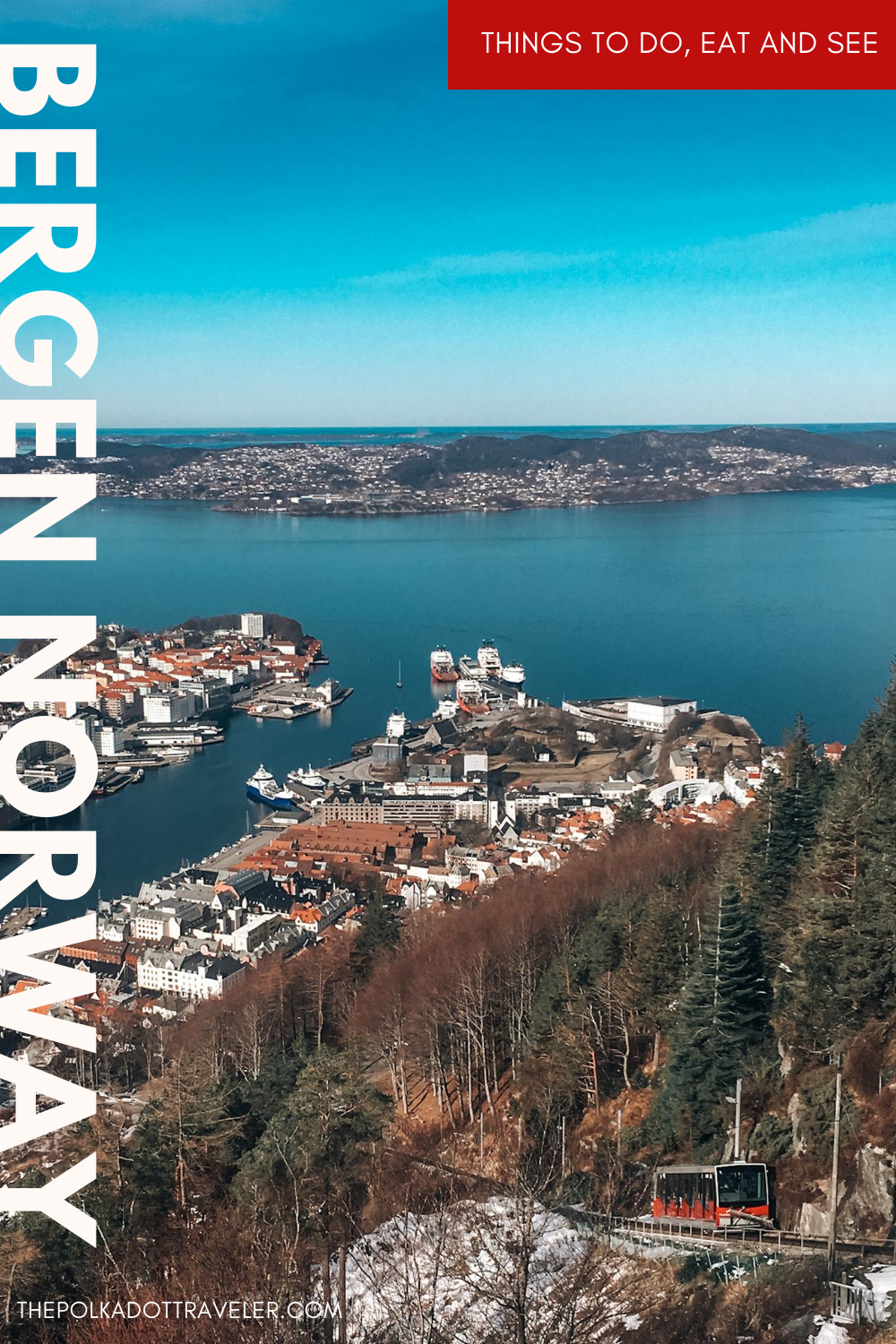 A budget friendly trip to Bergen, Norway. Find things to do, eat and see giving you the best bang for your buck. | Bergen, Norway inspiration for your next trip. #bergen #budgettraveler #norway
