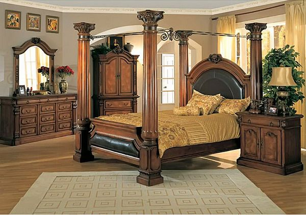 King Size Canopy Bed Sets King Sized Bedroom Canopy Bedroom King Bedroom Sets