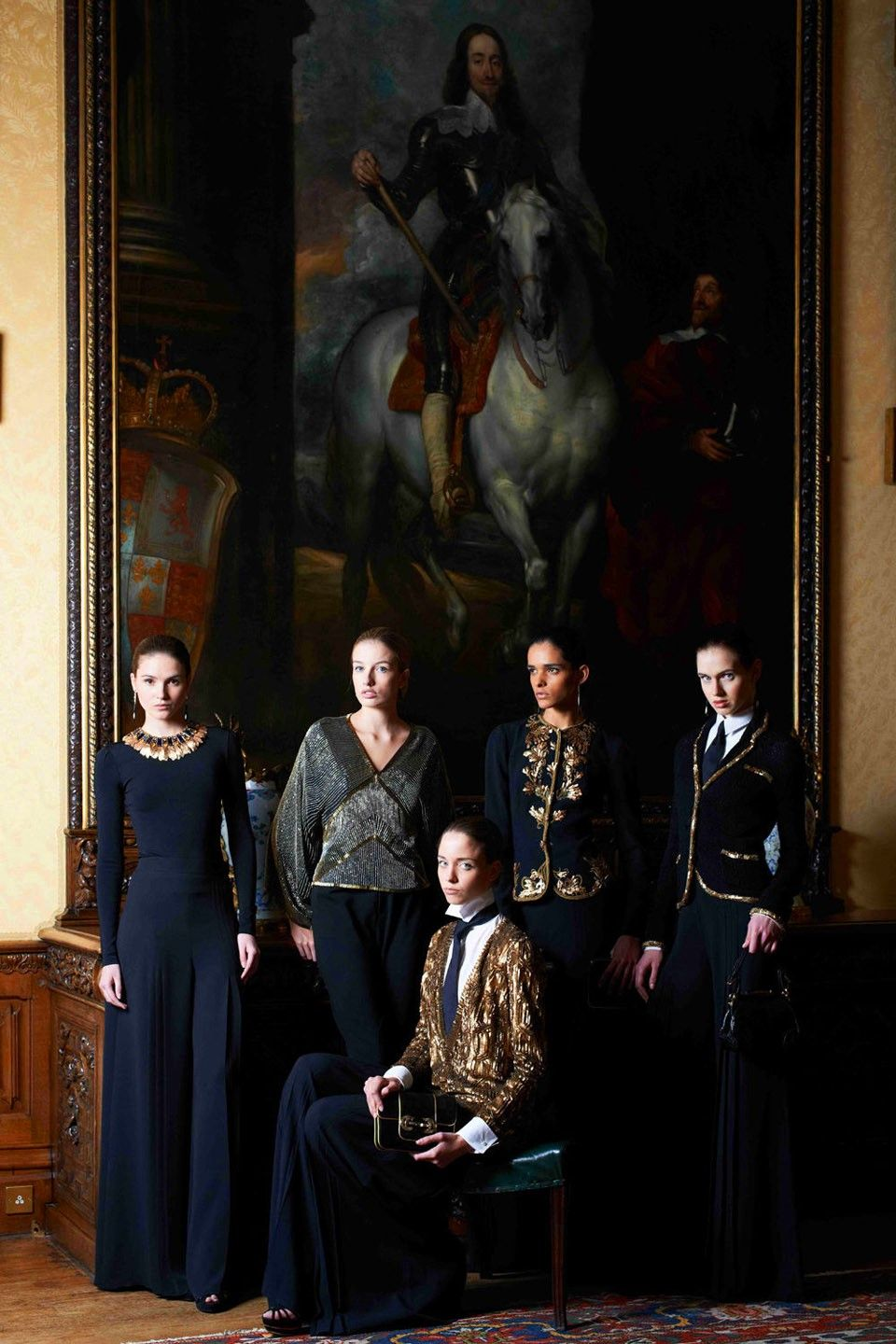 Tumblr Ralph Lauren at Highclere Castle Scotland (With ...