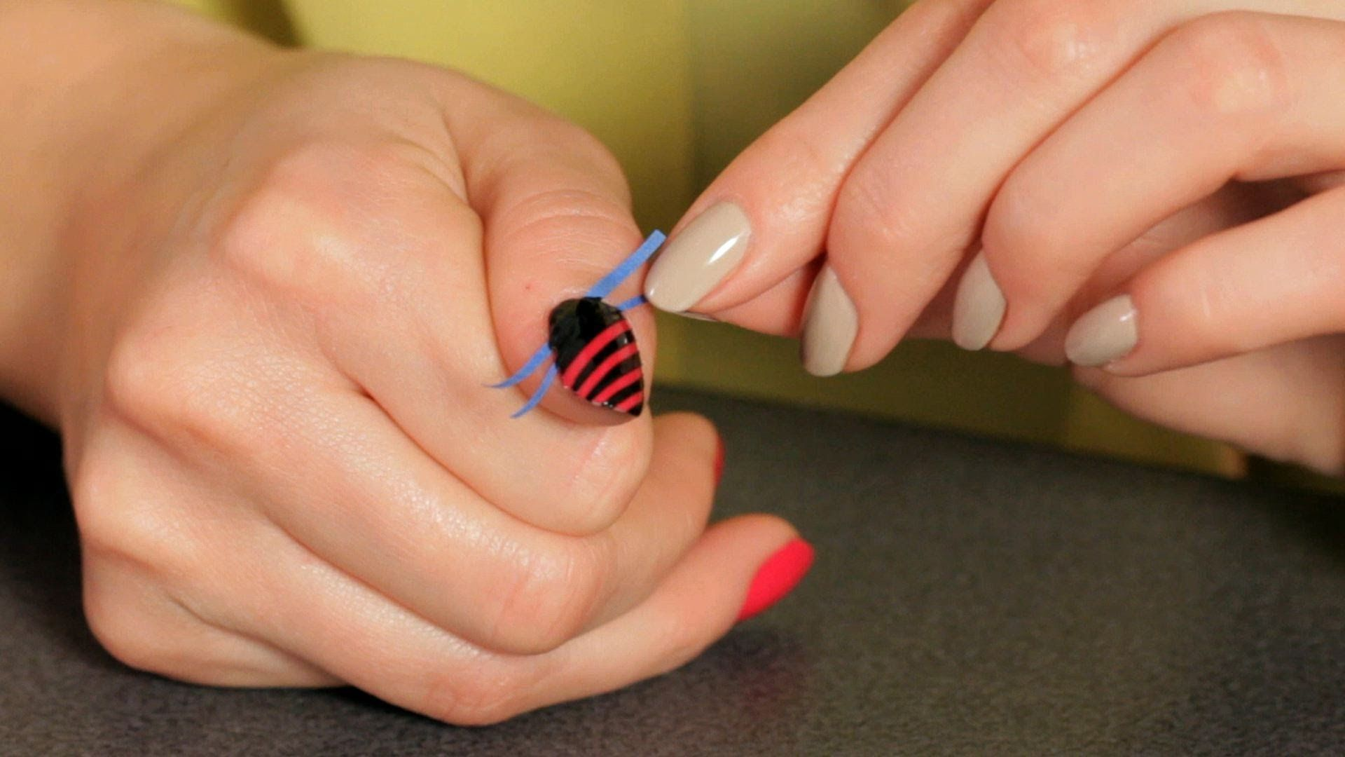Watch more How to Do Nail Art videos: http://www.howcast.com/videos ...