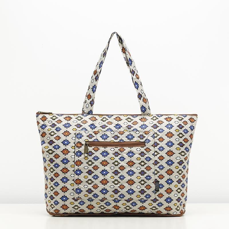 super especiales brillo de color encontrar el precio más bajo Navajo bolsa plegable | Misako Shopper bags | Bolsos y Envio ...