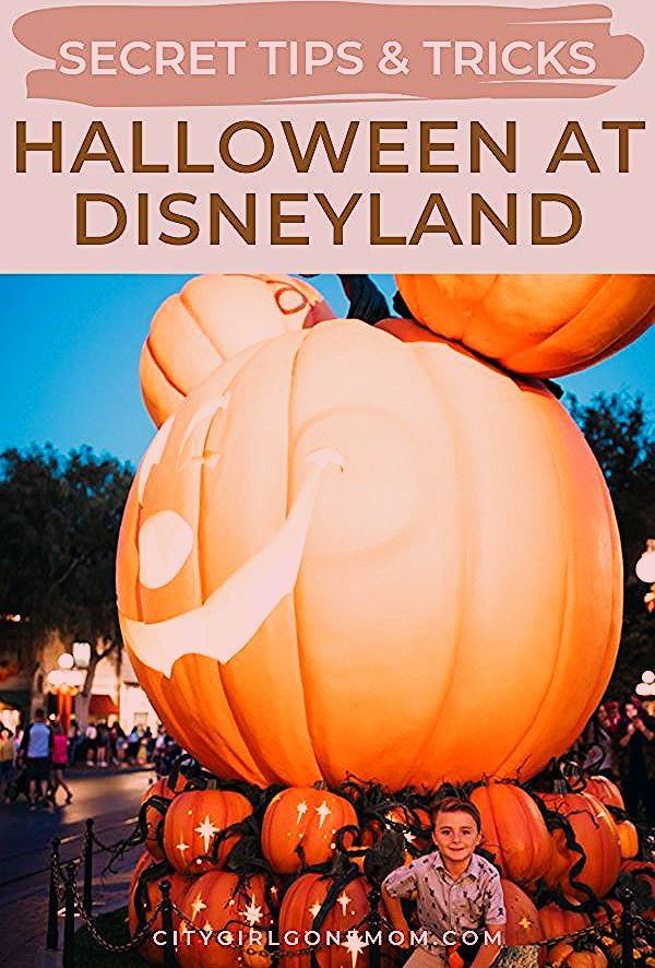 Photo of 10 Secret Tips For Halloween Time At Disneyland