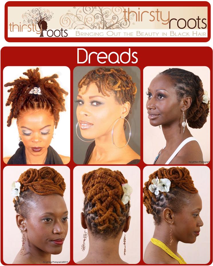 cb834d0844 Pin Up Dreadlock Styles | dreadlocks pin up styles | thirstyroots.com:  Black Hairstyles and Hair .