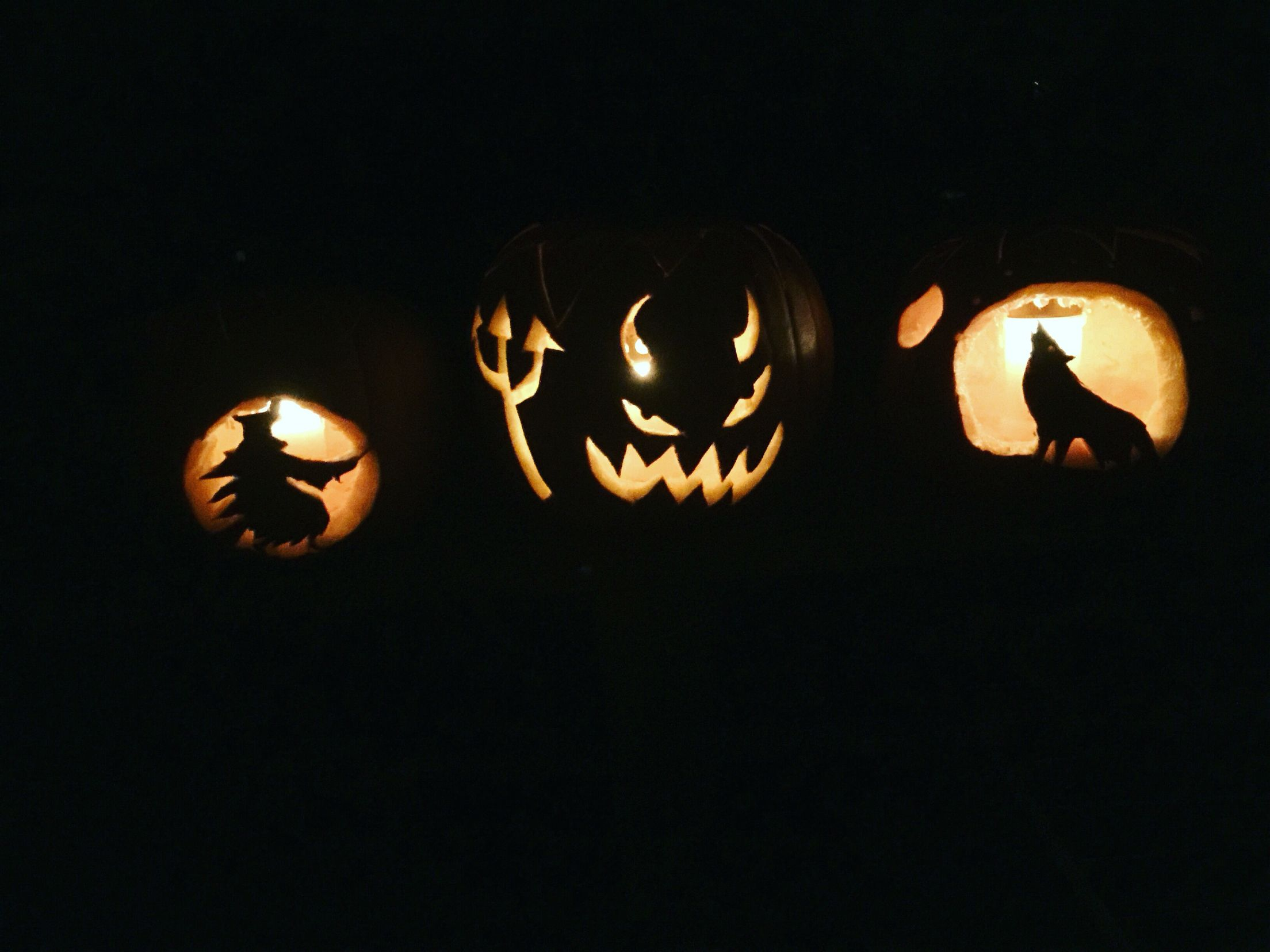 Pumpkincarvings anno 2015 /valuminesnah