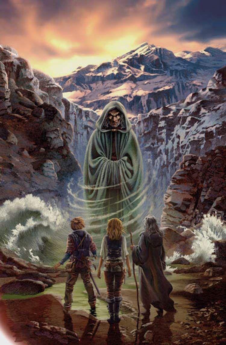 Terry Brooks Forum: Shannara Artwork | New fantasy, Art, Fantasy