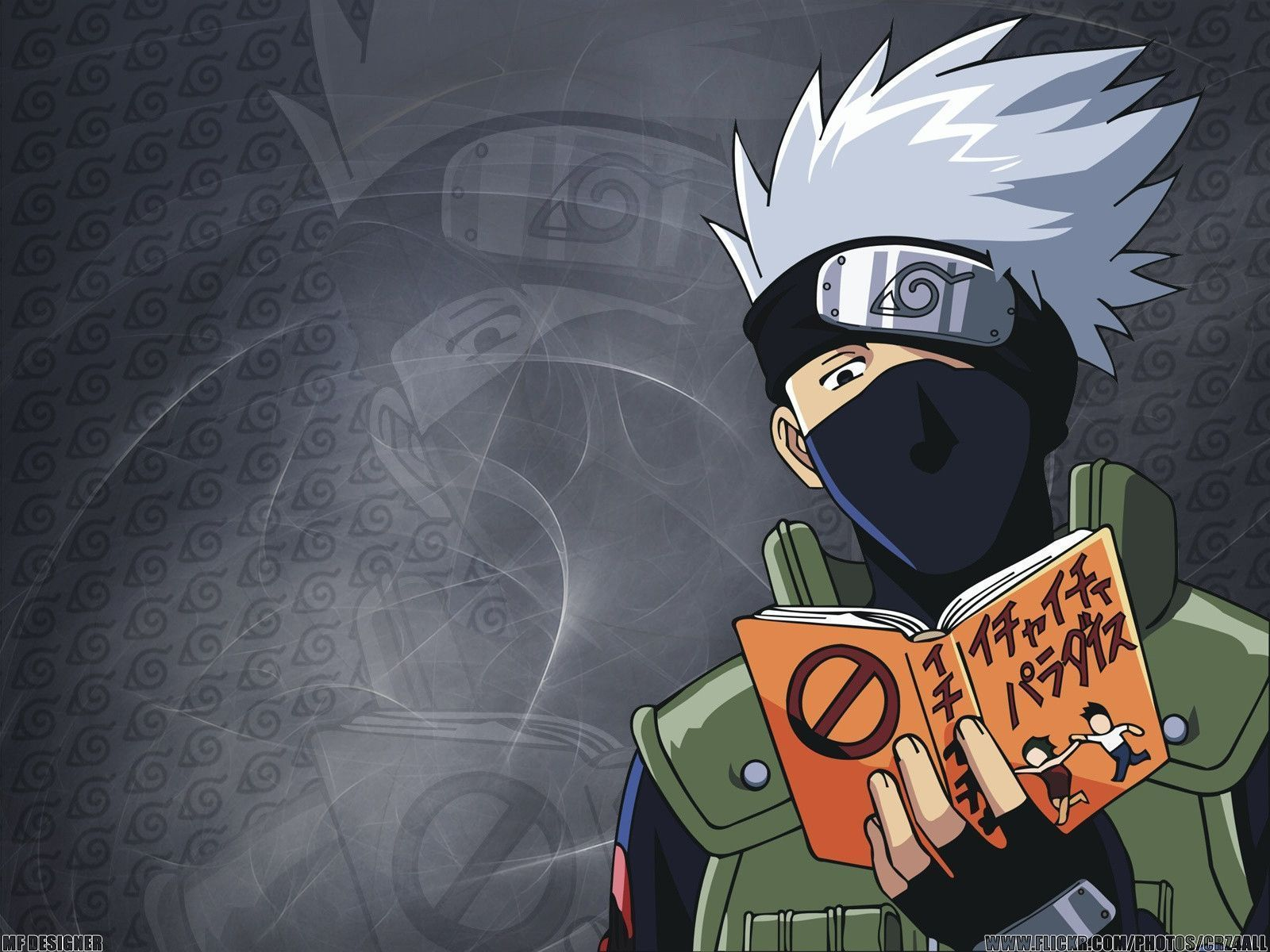 Kakashi Hatake Wallpapers Wallpaper Cave Animasi