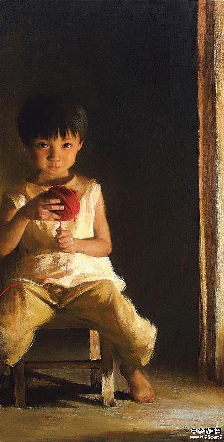Artistas E Obras...  Wang Hongjian
