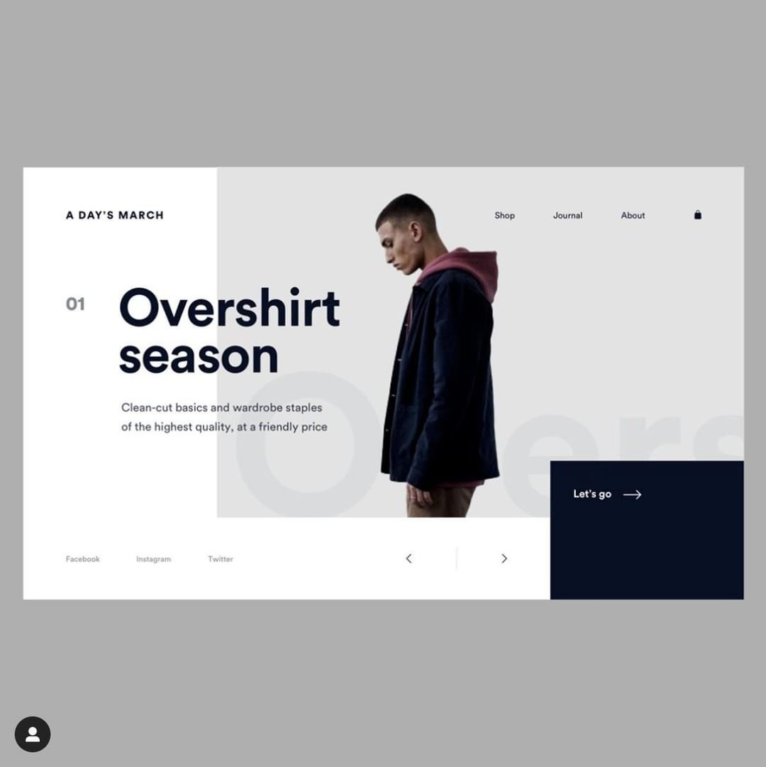 """TwineDesign on Instagram: """"by @jacobdnielsen88 . Want more creative inspiration? . UI Inspiration: @twinelogos Motion UI inspiration: @twinemotionuidesign Design…"""""""