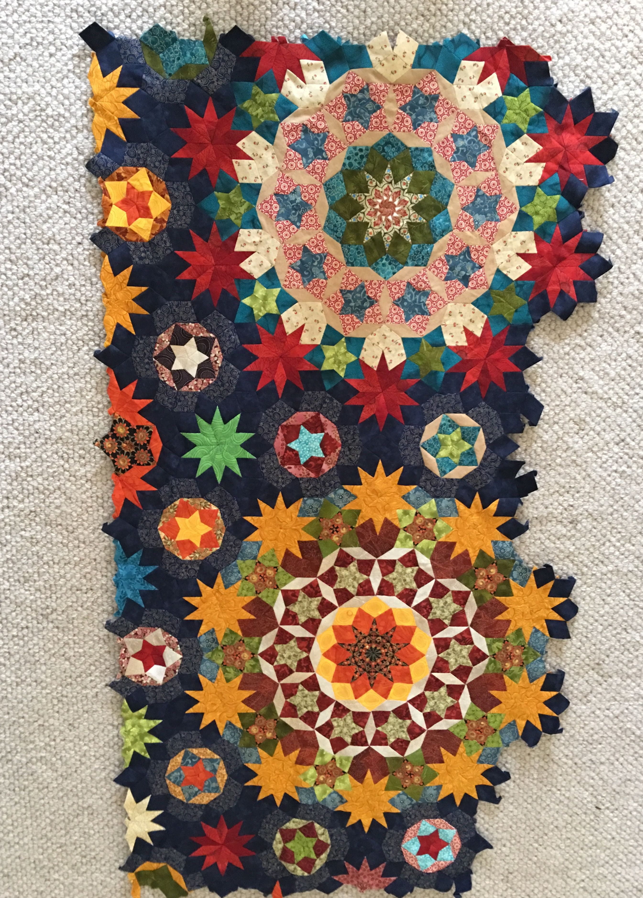 Pin von Susan auf a.quilting POTC/Passacaglia | Pinterest
