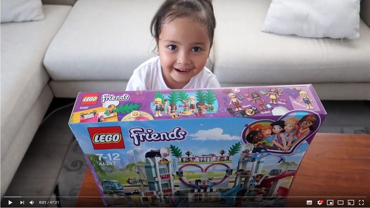 LEGO Friends Heart Lake City Resort 41347