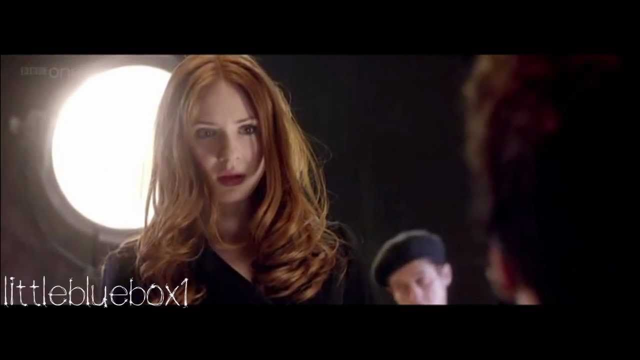 Amy Pond II 'I'll never see my baby again'