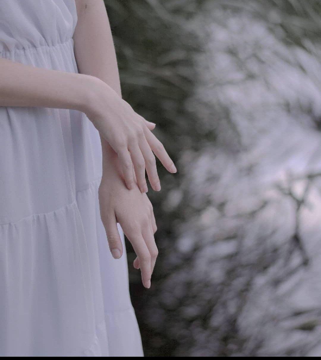 Платье Белое Руки