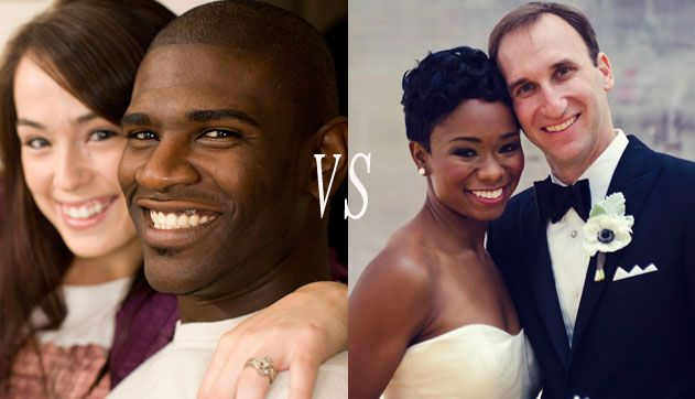 Interracial dating is different with interracial marriage. If you  interested in interracial dating or interracial