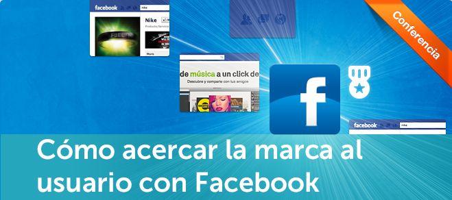 """Conferencia de Gema Minayo en Madrid el próximo 25 de abril: """"Cómo acercar la marca al usuario con #Facebook"""""""