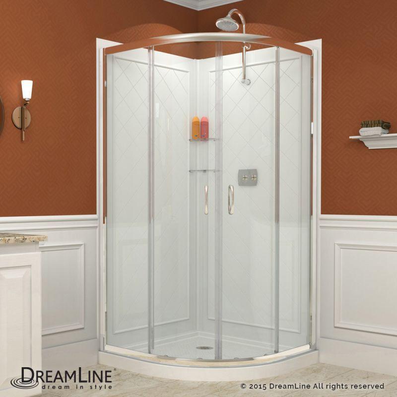 Dreamline DL-6153-CL Prime 76-3/4\