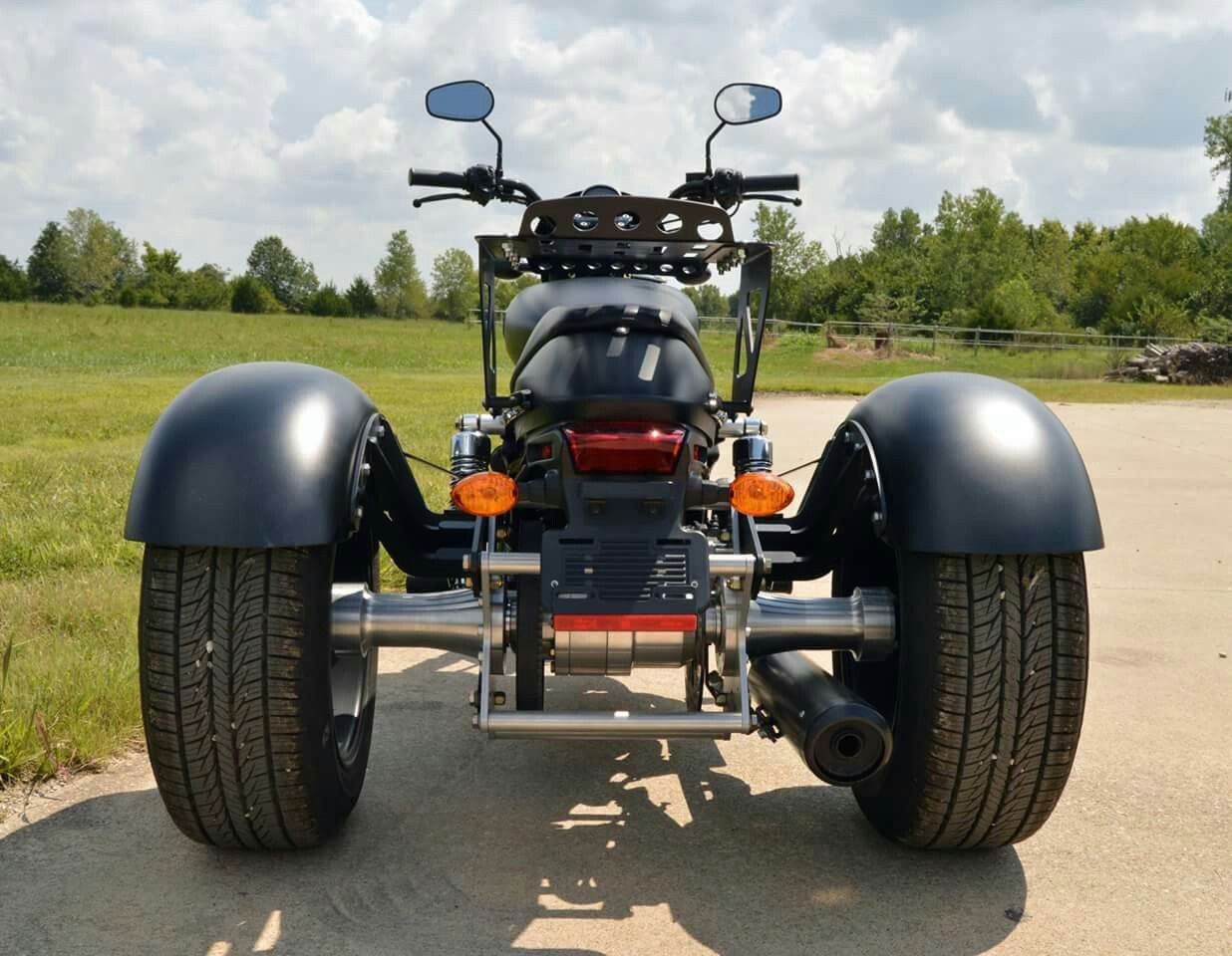 Check out our latest Trike, a Harley-Davidson Street 750 ...