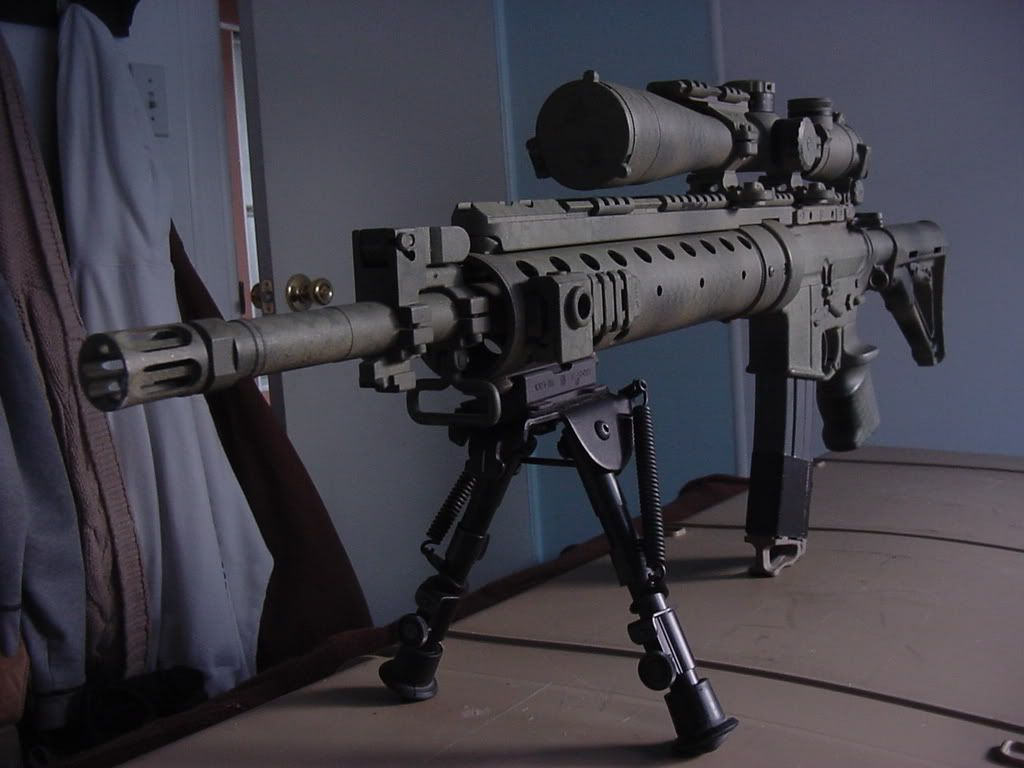 SPR Mk 12 MOD 0 click pic to see FULL SPECS  | Guns/survival/things