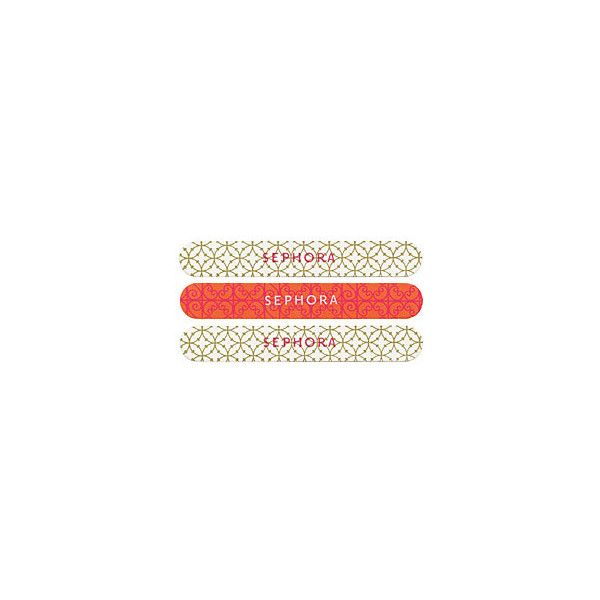 Sephora Brand Moroccan Sunrise Nail File Set Set of 3 (59 MXN) ❤ liked on Polyvore featuring beauty products, nail care, manicure tools, fillers, accessories, beauty, nails, makeup, nail tools and tools