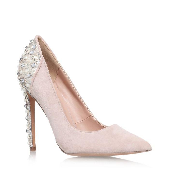Kg By Kurt Geiger Hijack Jewel Heel Shoes At Brown Thomas