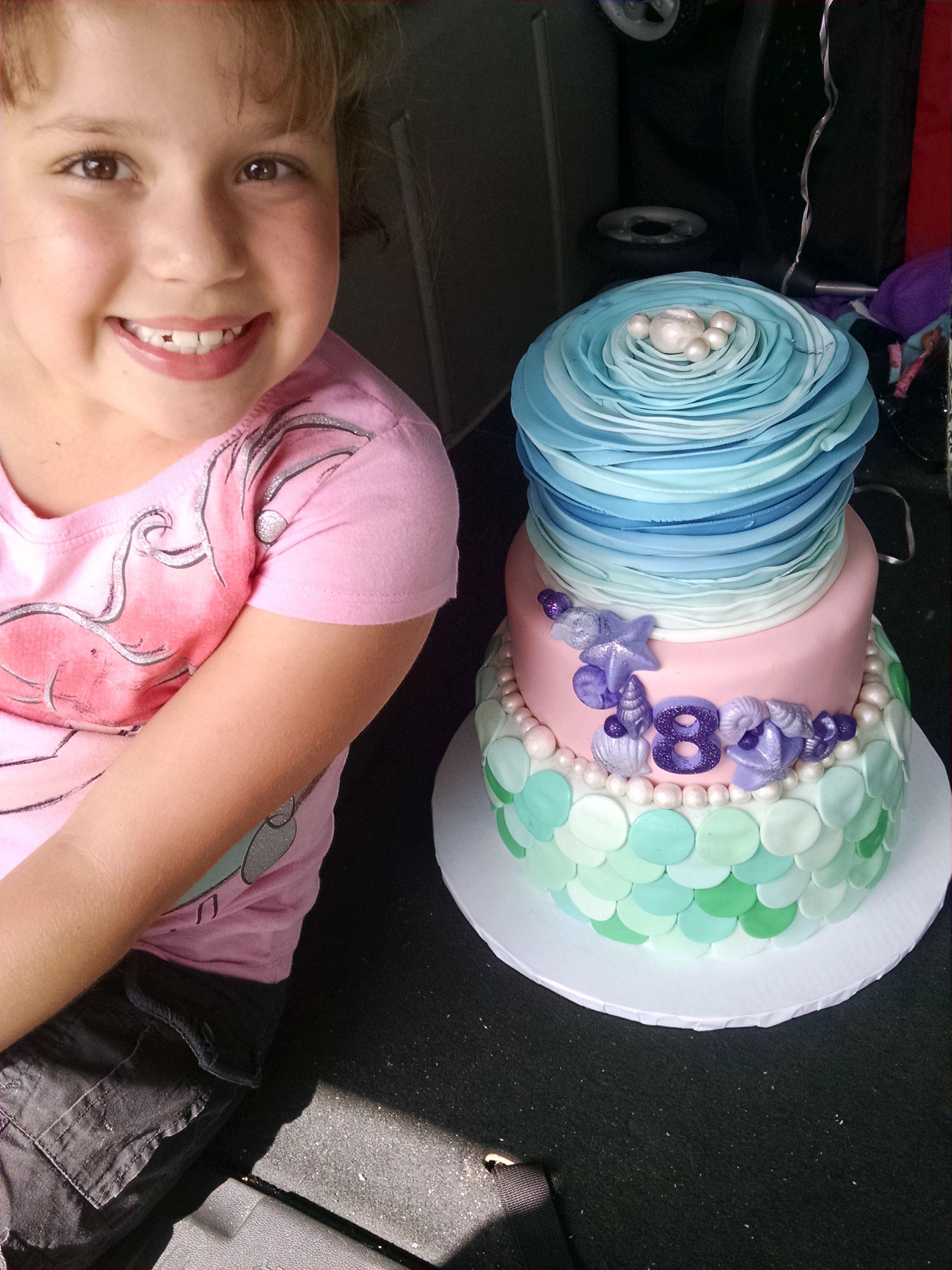 Awesome Sydney Loved Her Cake Thank You To Sugar Angel Lindsay Wehmeyer Funny Birthday Cards Online Hendilapandamsfinfo