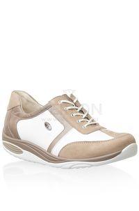 df97aebb37 Waldlaufer Dynamic női barna gördülő talpú cipő | tipi topán ...