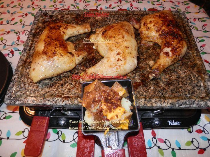 Abendessen auf dem Velata Raclette-Seasoned Blackened Chicken. Zweimal gebackener ... - #plateauraclette #raclettebeilagen #raclettebreakfast #raclettebrot #racletteburger #raclettecheese #raclettedessin #raclettedinner #racletteflammkuchen #raclettefromage #raclettehumour #racletteideas #racletteliste #racletteopskrift #racletteoriginale #raclettephotography #raclettepommedeterre #raclettetraditionnelle #raclettevegetarisch - Abendessen auf dem Velata Raclette-Seasoned Blackened Chicken. Zweim #blackenedchicken