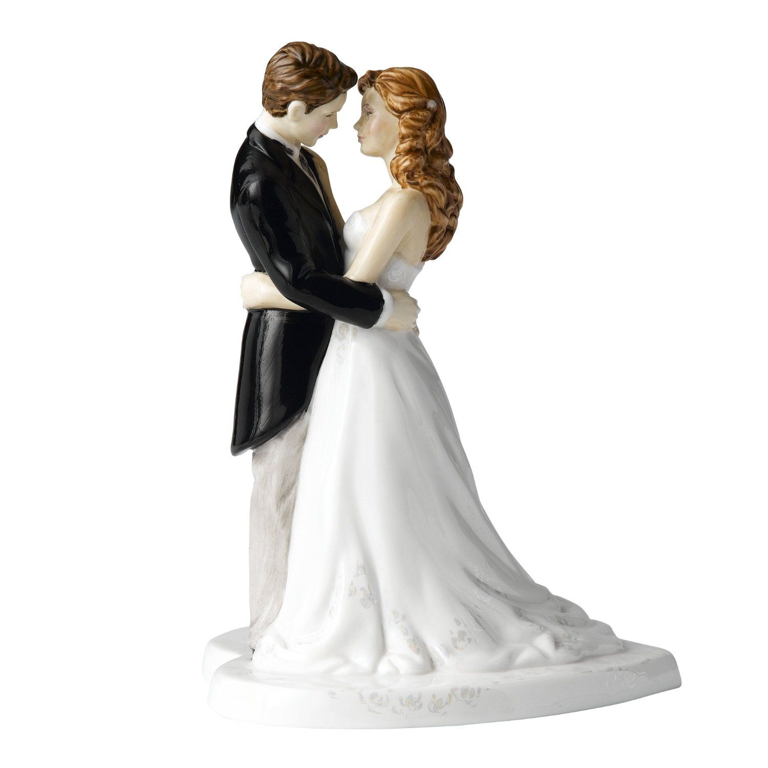 Amazon Royal Doulton Our Wedding Day Cake Topper Decorative Cake Toppers