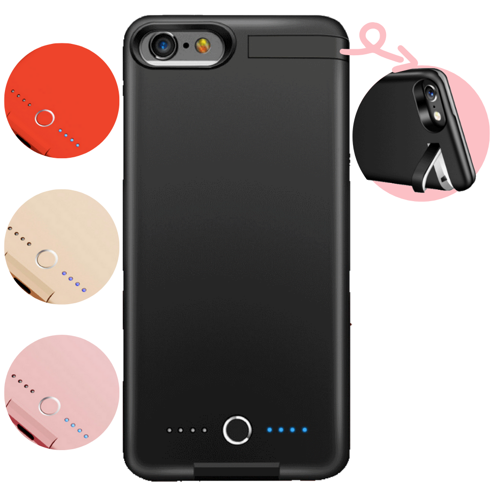 cover powerbank iphone 8