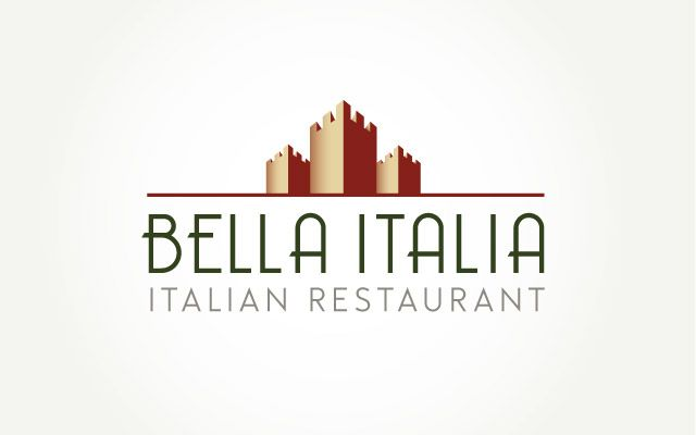 Italian Restaurant Logo | restaurant logo | Pinterest ...